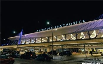 Пассажиропоток красноярского аэропорта за год рухнул на треть
