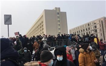 Красноярцев предупредили о наказании за участие в митинге 31 января