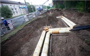 Проблемы с горячей водой будут решены: СГК построит в Канске новую тепломагистраль