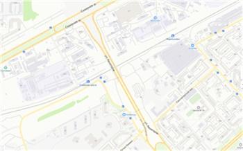 В Красноярске до конца марта продлили ограничения на развязке Северное шоссе — Авиаторов