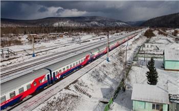 В феврале в пригородной зоне Красноярска будет работать Поезд здоровья