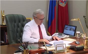 Александр Усс продлил самоизоляцию красноярцев старше 65 лет до конца февраля
