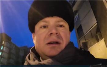 «Сначала пожар, потом еще затопило»: мэр Красноярска признал, что быстро навести порядок на городских улицах не получится