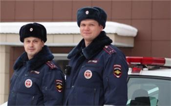 Жительницу Канска с обожженным лицом доставили в больницу Красноярска на полицейской машине