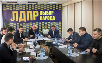 На базе красноярского отделения ЛДПР откроется бесплатная школа для блогеров