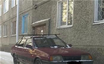 Серийных похитителей машин задержали в Красноярске