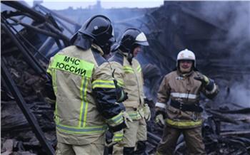 Причиной смертельного пожара в Красноярске могли стать проблемы с электричеством