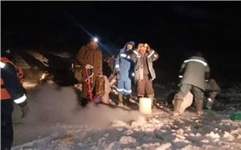 «Нас ждут дома. Даже без рыбы...»: губернатор Красноярского края попросил рыбаков не рисковать при выезде на лед