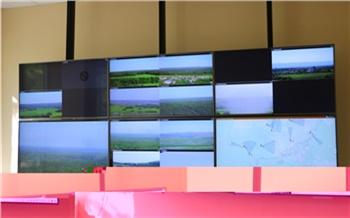 Еще 40 камер наблюдения установят в лесах Красноярского края