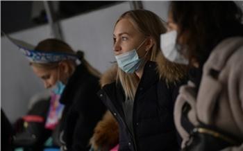 «Ребенку понравилось, организовано всё отлично!»: красноярцы рассказали о своих впечатлениях от первенства России по фигурному катанию среди юниоров