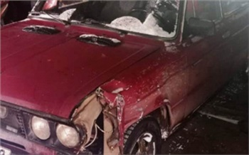В Шушенском районе водитель ВАЗа устроил ДТП и сбежал. Оказался причастен к другим нарушениям закона