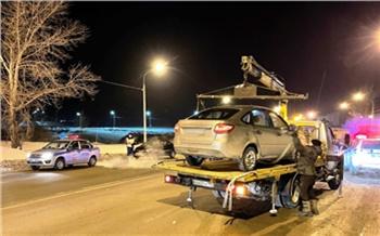 33 пьяных водителя поймали в Красноярске за два дня