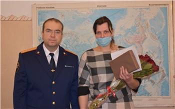 В Назаровском районе школьник погиб при спасении из воды двух девочек. Его маме вручили медаль