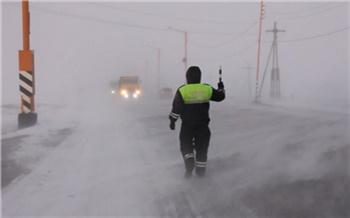 В нескольких районах Красноярского края из-за плохой погоды отменили школьные автобусы