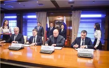 «120 миллиардов до 2035 года»: подписано четырехстороннее соглашение о социально-экономическом развитии Норильска