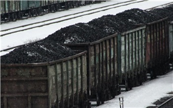 26 вагонов с углем сошли с рельсов в Красноярском крае