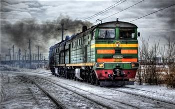 Красноярский вахтовик поссорился с коллегой в поезде и оставил его без глаза