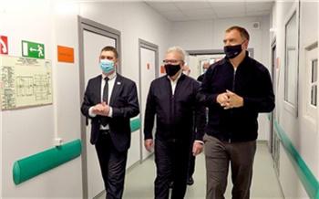 Открытые Олегом Дерипаской медцентры помощи и спасения приняли более 2 тысяч пациентов