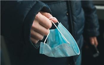 За нежелание носить маску наказаны еще 383 жителя Красноярска