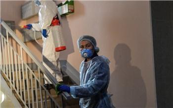 Еще 159 жителей Красноярского края заразились коронавирусом и 12 умерли от него