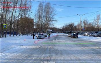 Суд арестовал красноярскую автоледи, которая сбила 9-летнего мальчика и уехала