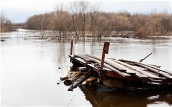 Назван вероятный период паводка в Красноярске