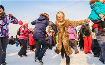 На масленичной неделе в погоде Красноярска проявятся весенние перемены