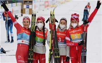 Красноярка выиграла серебро чемпионата мира по лыжным гонкам