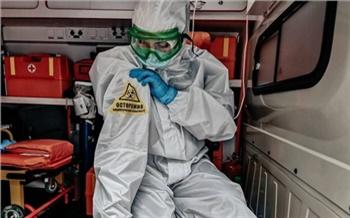 Коронавирусом в Красноярском крае заболели еще 147 человек и 14 умерли от него