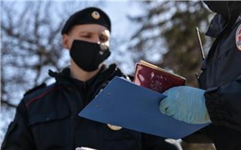 За неделю в Красноярске поймали 51 человека без масок