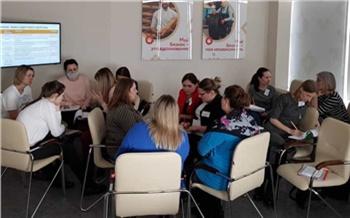 «Создавать своими руками то, что приносит радость другим»: в Красноярске стартовала «Неделя женского предпринимательства»