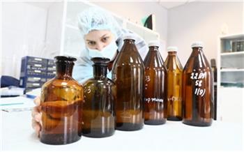 Музей красноярского водопровода снова открыл двери. Первыми гостями стали учителя биологии