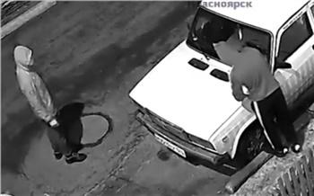 Похитителей аккумуляторов из красноярских Черемушек задержали. Один из них уже имел судимость