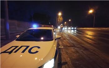 В Красноярске стартовала облава на пьяных водителей