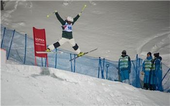 В Красноярске на Первенстве мира по фристайлу и сноуборду разыграли награды сразу в трех дисциплинах
