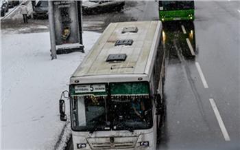 С начала года красноярские маршрутчики спровоцировали 11 аварий