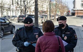За четвертую неделю марта в Красноярске поймали 55 человек без масок