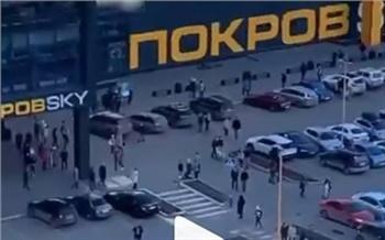 Посетителей красноярского ТЦ «ПокровSky» эвакуировали из-за возгорания