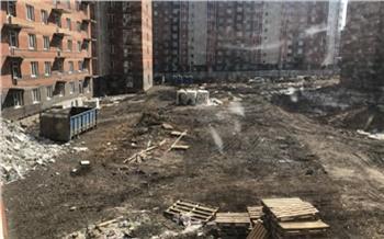 Прокуратура рассказала о нарушениях при строительстве многоквартирного жилого дома в «Солонцах-2»