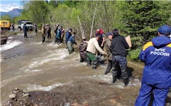 Паводок нарушил сообщение с 14 населёнными пунктами Красноярского края