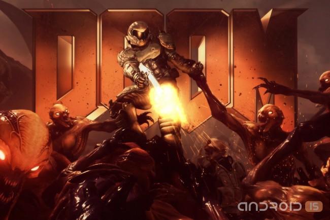 Легендарный шутер Doom обретает вторую жизнь