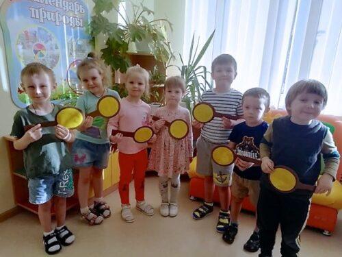В детском саду «Мегаполис» Брянского района ребят познакомили с традициями Масленичной недели