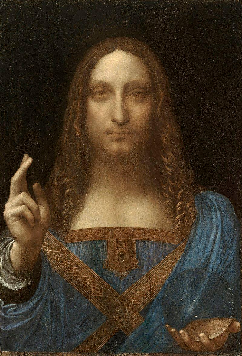 Найдена украденная ранее копия самой дорогой картины в мире