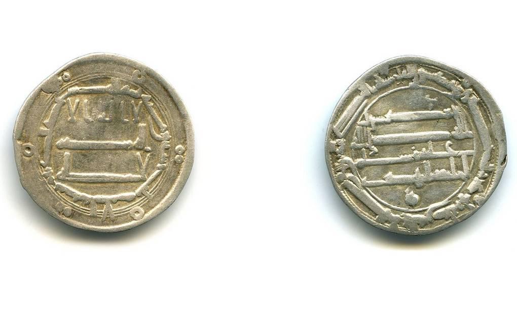 В Рязанской области найдены следы клада арабских монет