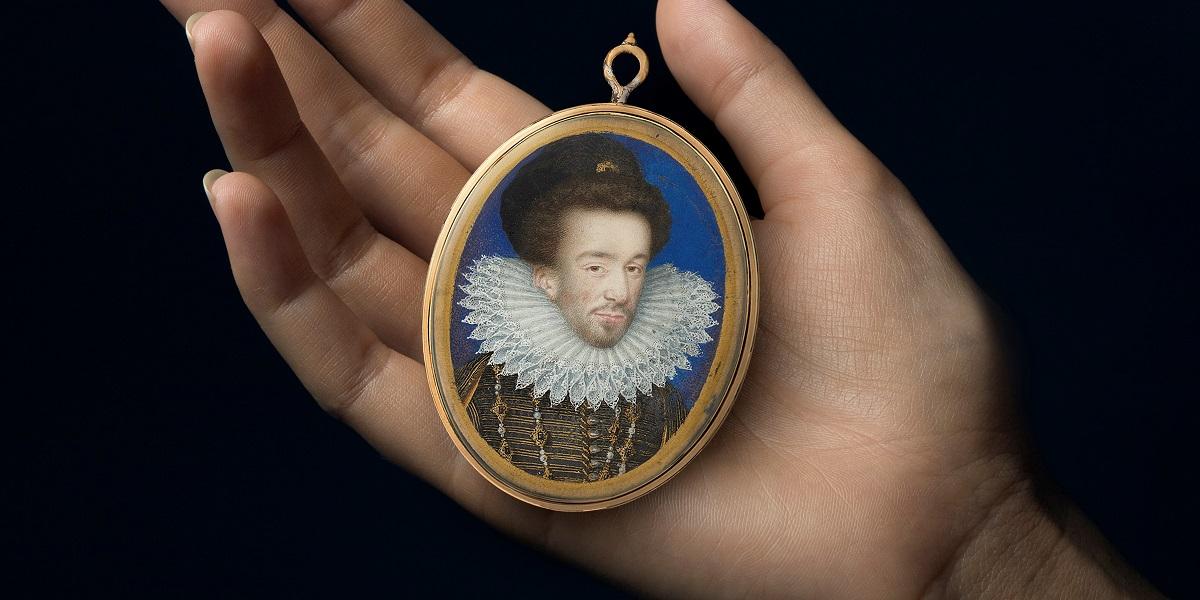 Идентифицирован портрет короля Франции Генриха III