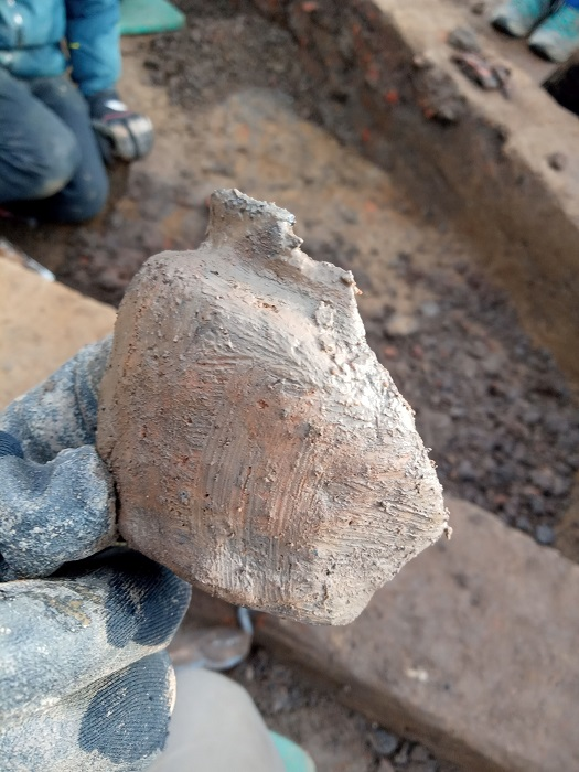 В Польше раскопали керамическую фабрику возрастом 1500 лет