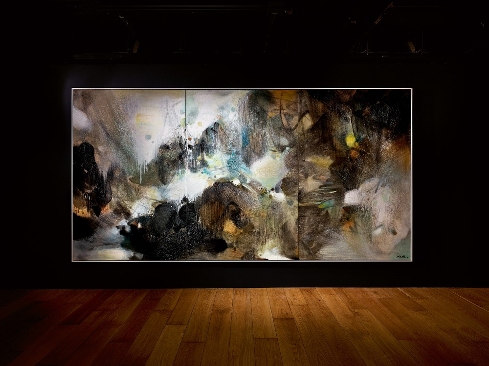 Картину художника из Китая продали за рекордную сумму