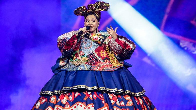 Манижа заняла 9-е место на Евровидении-2021