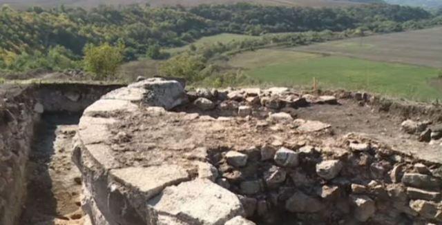 В Болгарии раскопали крепость 5-го века