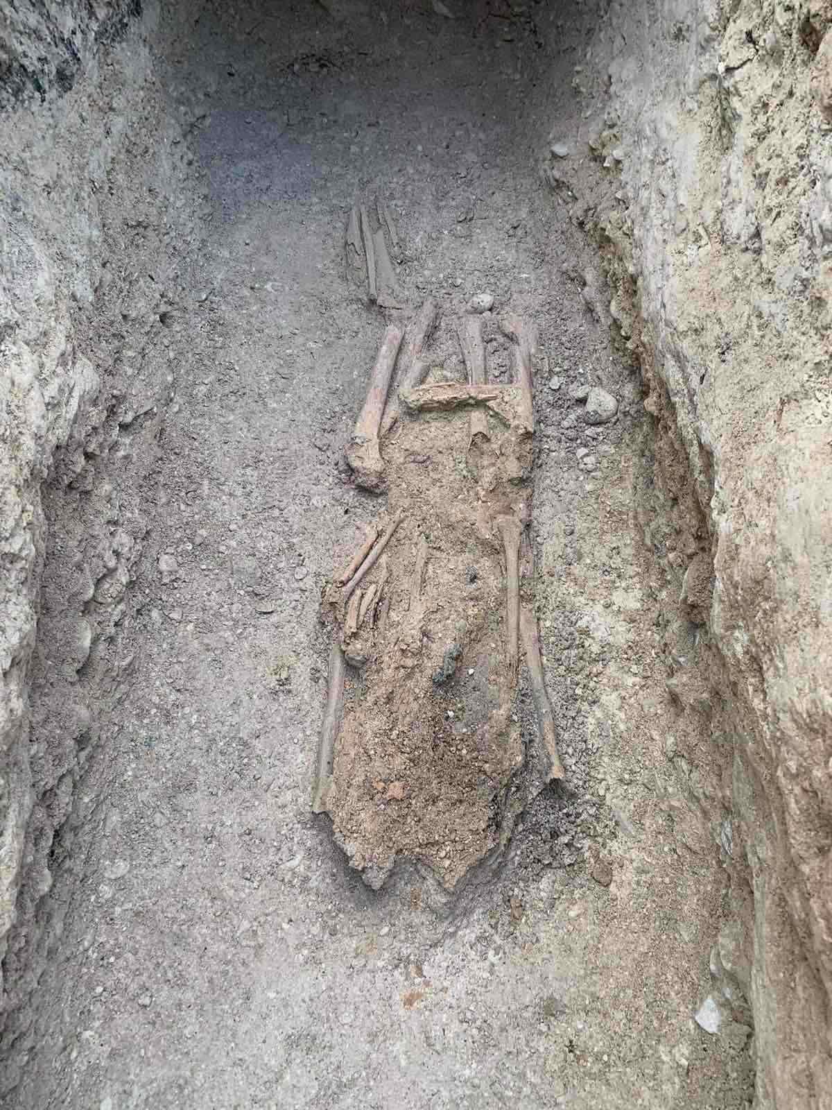 На Кипре обнаружили древний некрополь